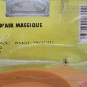 Debimetre d'air Renault Megane 2 7700109812