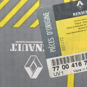 Compteur Renault Laguna 1  7700416772-
