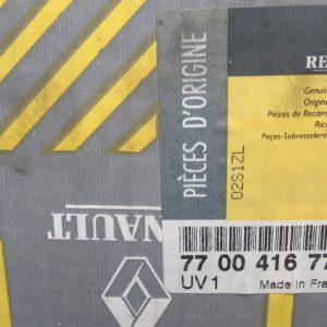 Compteur _Renault Laguna 1  _ 7700416772_