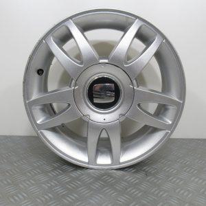 Jante Alu 16 pouce-Ronal 5 trous 6Jx16 Seat Leon  KBA 44757