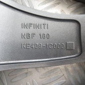 Jante Alu 21 pouce 5 trous 9.5Jx21 Infiniti FX KE4091C000 / KBA47247
