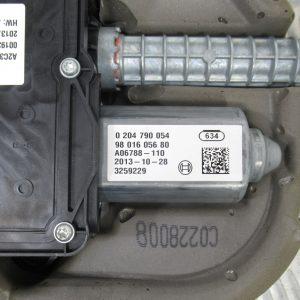 Frein a main electrique Bosch Peugeot 508 2,0 HDI 163cv hybride 4  0204790054 / 9801605680