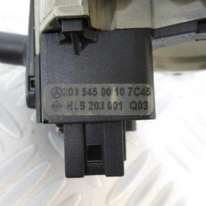 Commodo clignotant / essuie glace Mercedes classe C W203 200CDI 2035450010