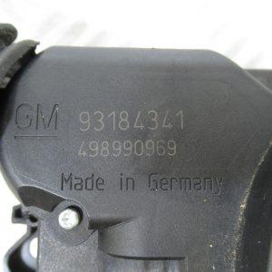 Commodo Valeo Opel Astra H 1,3 CDTI 90cv 281052 / 93184341