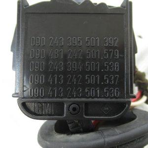 Commodo essuie glace Opel Astra G 2,2 16v 147cv 090243395501 / 090481242501