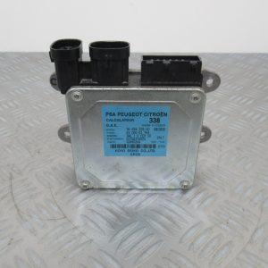 Calculateur de direction assistee Citroen C3 Phase 2 1,4 HDI 68cv 9665433880 / 6900001744