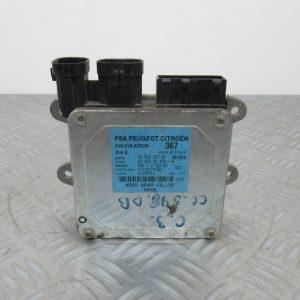 Calculateur de direction assistee Citroen C3 1,4 HDI 68cv 9650836780 / 6900000498