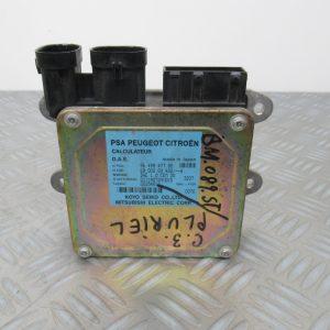 Calculateur de direction assistee Citroen C3 Pluriel 1,1i 73cv 9649847780 / 6900000482