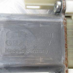 Moteur leve vitre AR G Brose Peugeot 407 2,0 HDI 16v 136cv 994651102 / 0130822201