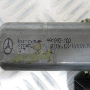 Moteur leve vitre AR D Mercedes Classe E W211 A2118202342 / 7746003603