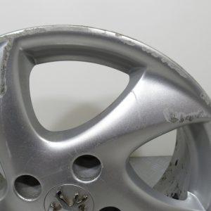 Jante Alu 15 pouce – Sirocco 4 trous 6Jx15 – Peugeot 206