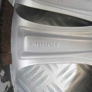 Jante Alu 17 pouce Ronal 5 trous 7Jx17 Citroen C5 3 9673602580