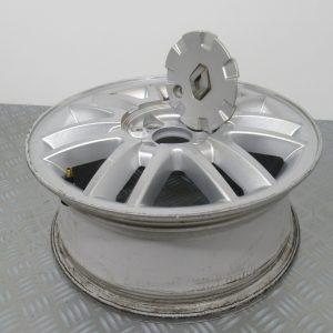 Jante Alu 15 pouce 4 trous 6Jx15 Renault Clio 2  8200076224