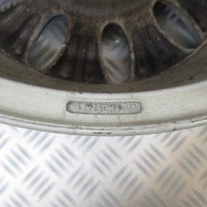 Jante Alu 15 pouce – Estoril 4 trous 6Jx15 – Citroen Xsara Picasso