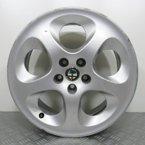 Jante Alu 16 pouce 5 trous 6.5Jx16 – Alfa Romeo 147  60669917