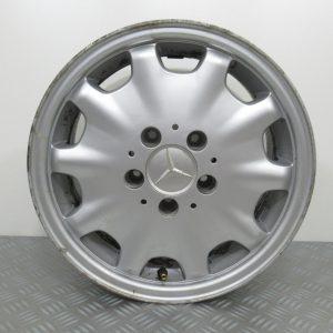 Jante Alu 15 pouce 5 trous 7Jx15 Mercedes Classe C W204 2104010102