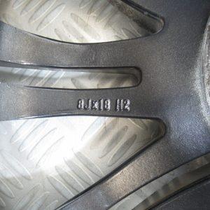 Jante Alu 18 pouce 5 trous 8Jx18 BMW Serie 3