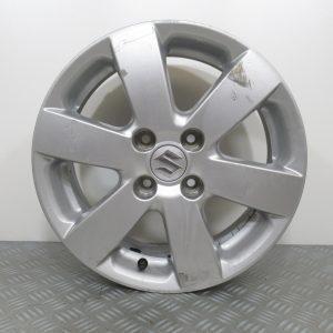 Jante Alu 15 pouce 4 trous 51/2Jx15-Suzuki Swift