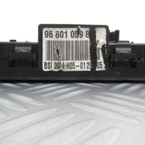 Boitier BSI Johnson Controls Citroen C5 phase 2 1.6 9660105980