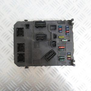 Boitier BSI Siemens Peugeot 206 9649627880 – S118085220A