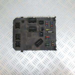 Boitier BSI Siemens Citroen C3 Essence 9650585780 / S118085200I