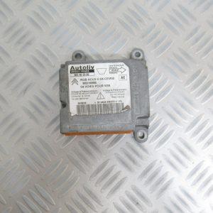 Calculateur d'airbag Autoliv Peugeot Partner 9653190880 / 603602500