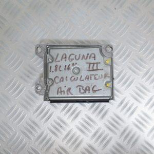 Calculateur d'airbag Autoliv Renault Laguna 3  610102200D / 606982400