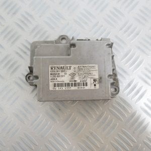 Calculateur d'airbag Bosch Renault Clio 3 8200563369 / 0285001511