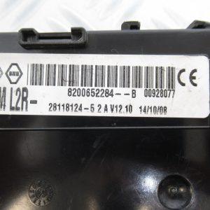 Boitier BCM Johnson Controls Renault Clio 3 1.2L Turbo Ess  8200652284