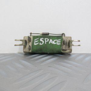 Resistance de chauffage Renault Espace KRAH-RWI 3/2