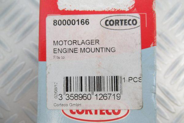 Support Moteur Corteco Peugeot 306 80000166