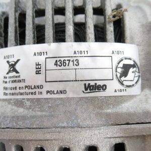 Alternateur Valeo Renault Clio 436713