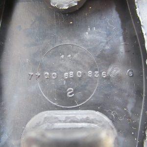Couvre pédale de frein Renault Clio – 7700680836