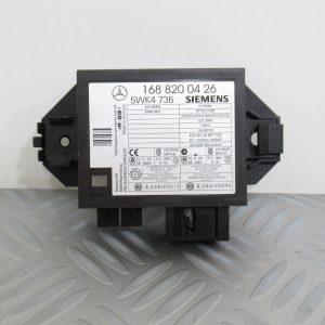 Module anti demarrage Siemens Mercedes Classe A 168 1688200426