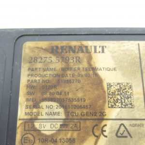 Module confort Renault Talisman 1.6 DCI 282755793R