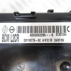 Boitier BCM L2CR Johnson Controls Renault Clio 3 Ph2 1.5 DCI  8200652285
