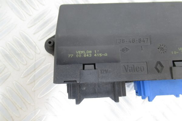 Module de Climatisation Valeo Renault Laguna 1  7700843415A