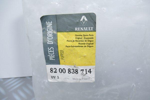 Ceinture de sécurité arrière centrale Renault Clio 3 8200838714