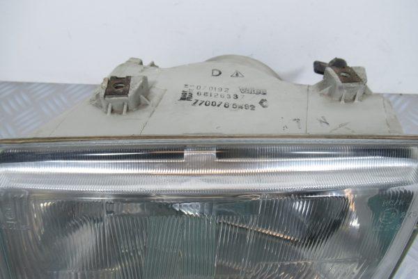 Feu avant gauche Renault 21 (7700765492)