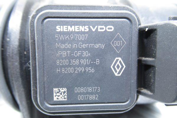 Débitmètre Renault Clio 3 (8200358901)