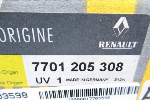 Kit mâchoires de frein Renault Express 1 \ 7701205308