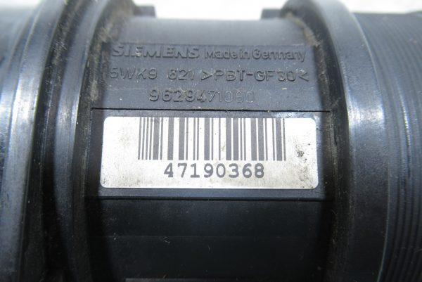 Débitmètre Peugeot 307 (9629471080)