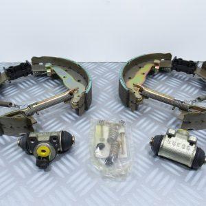 Kit mâchoires de frein Renault Express 1 / 7701205308