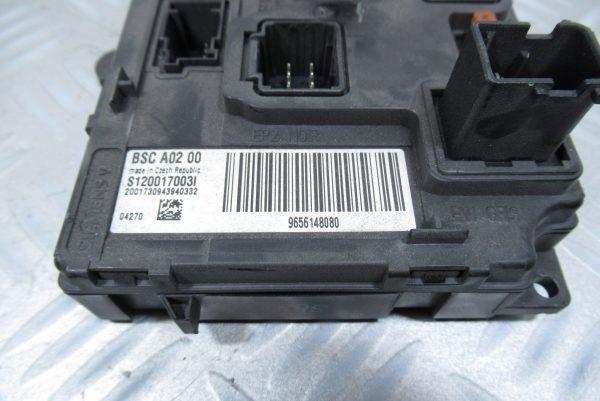 Boîtier BSC A0200 Peugeot 407 9656148080