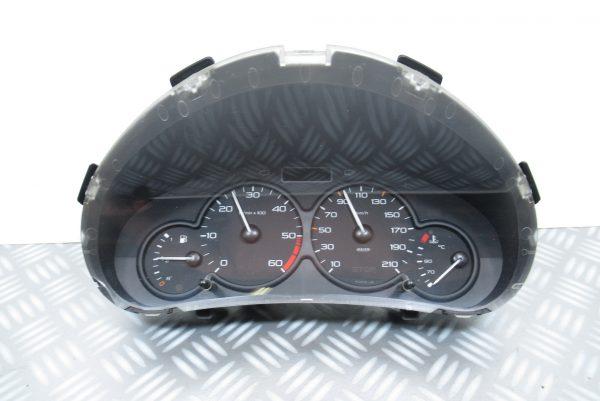 Compteur Jaeger Peugeot 206 9645096080
