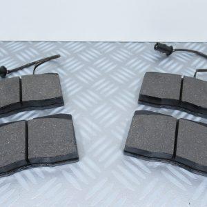 Plaquettes de frein avant Pagid Iveco Daily 2 C6006 5554829/1
