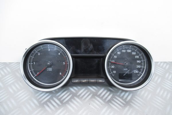 Compteur kilometrique Peugeot 508 BVA de 2012