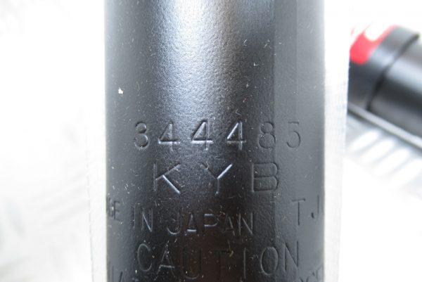 Amortisseurs avants KYB 344485 Toyota Hiace 344485