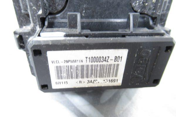 Resistance de chauffage Peugeot 207 T1000034Z