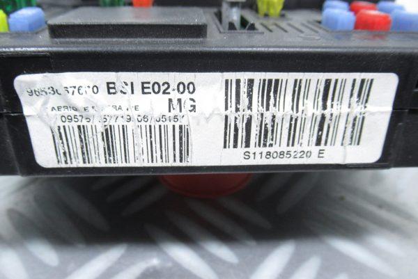 Kit de demarrage Peugeot 206 1.4 90 CV 9657429680